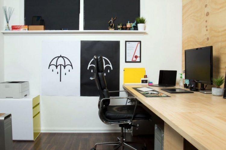 Come creare uno studio in casa